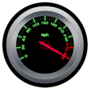 Icon for RPM and Speed Tachometer