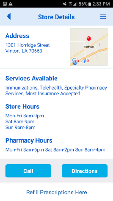 fred's Pharmacy screenshot 5