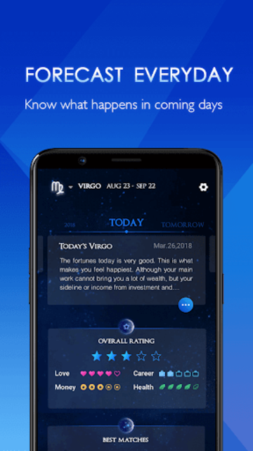 Horoscope - Horoscope Secret & Palm Reader screenshot 2