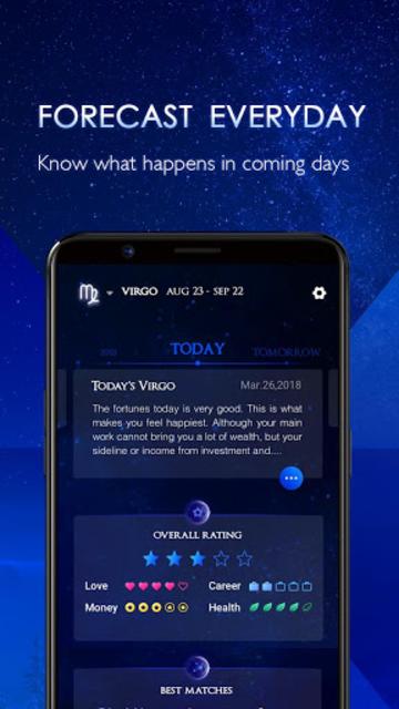 Horoscope - Horoscope Secret & Zodiac Sign screenshot 2