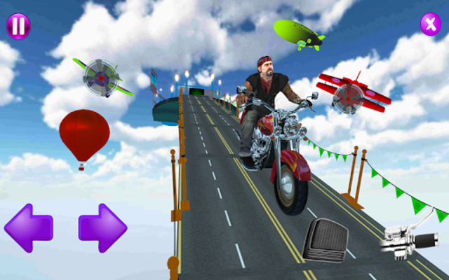 Stunt Bike Racing 3D 2018 screenshot 2