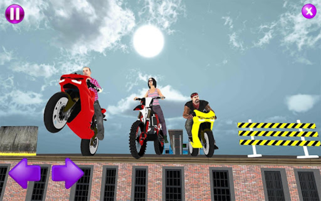 Stunt Bike Racing 3D 2018 screenshot 3