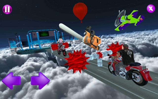 Stunt Bike Racing 3D 2018 screenshot 4