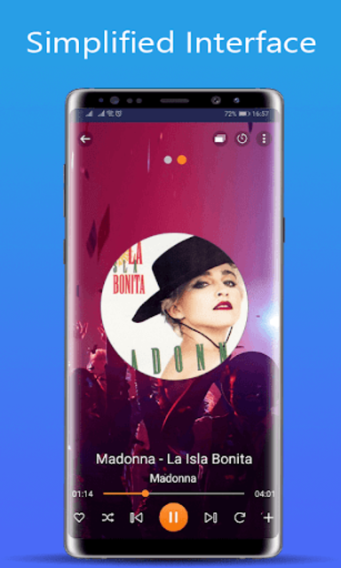 Music Player Pro screenshot 5
