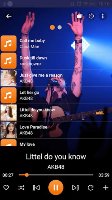 Music Player Pro screenshot 12