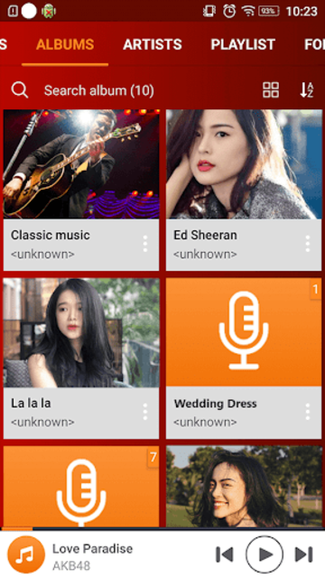Music Player Pro screenshot 14