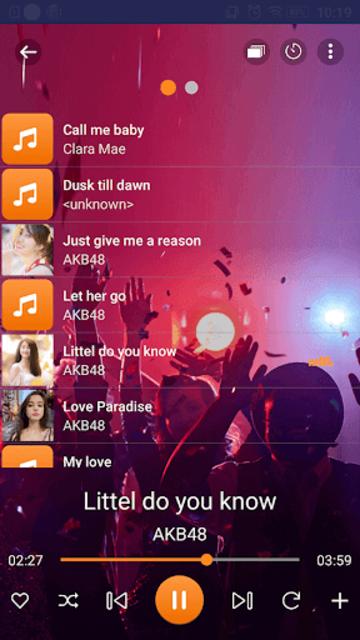 Music Player Pro screenshot 20