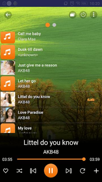 Music Player Pro screenshot 22