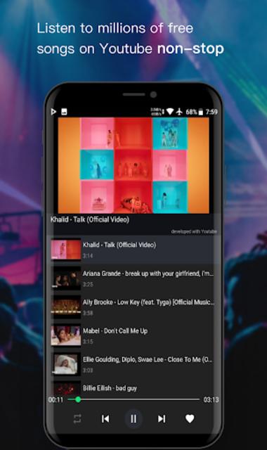 Free Music Player- Offline Music   Radio   Podcast screenshot 4