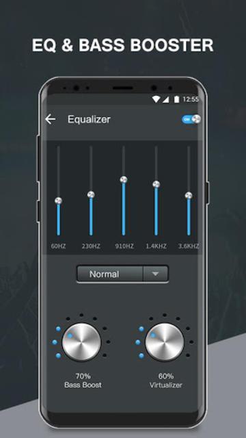 Music Player - Audio Player, EQ & Bass Booster screenshot 3