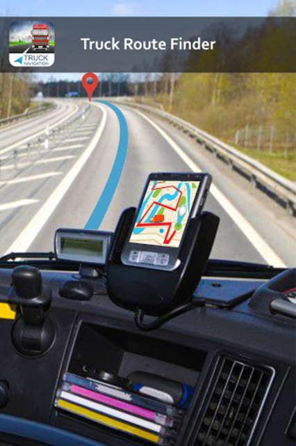 Free Truck Gps Navigation: Gps For Truckers screenshot 4