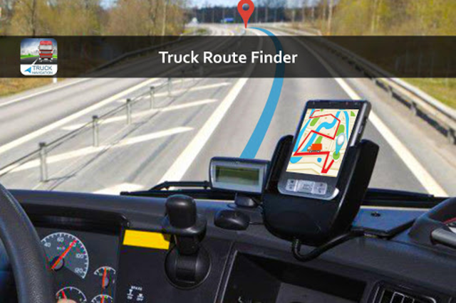 Free Truck Gps Navigation: Gps For Truckers screenshot 8