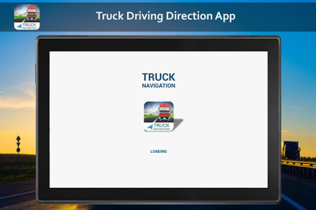 Free Truck Gps Navigation: Gps For Truckers screenshot 9