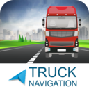 Icon for Free Truck Gps Navigation: Gps For Truckers
