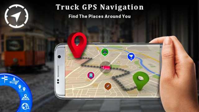 Free Truck Navigation - Truck Gps screenshot 4
