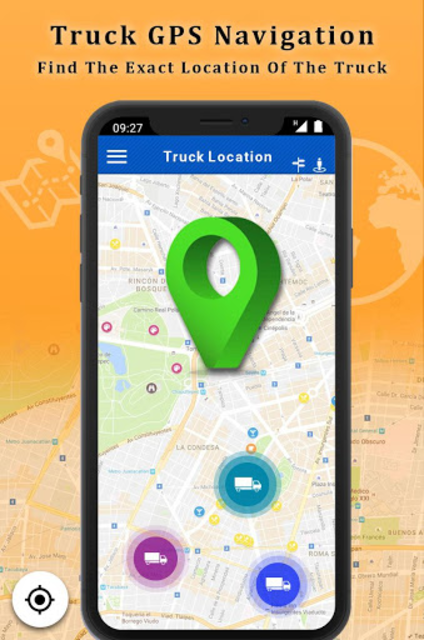 Free Truck Navigation - Truck Gps screenshot 5