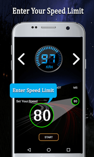 Speed Camera Detector - Live HUD Speedometer Alert screenshot 3