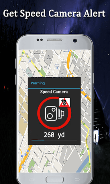 Speed Camera Detector - Live HUD Speedometer Alert screenshot 14