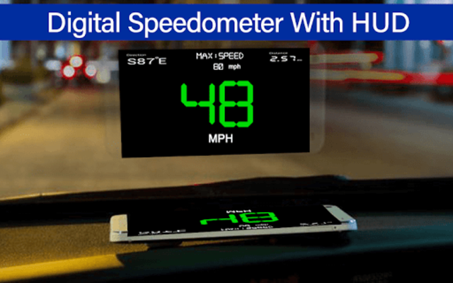 Speed Camera Detector - Live HUD Speedometer Alert screenshot 16