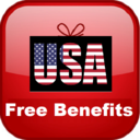 Icon for Free Benefits from US Government -  All States