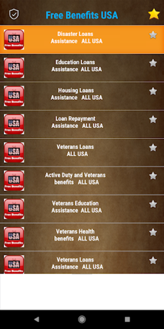 Free Benefits from US Government -  All States screenshot 14
