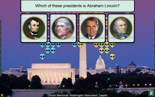 Presidents vs. Aliens® screenshot 1