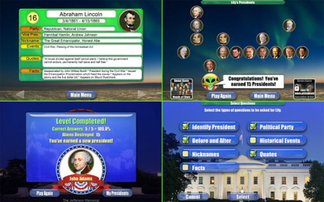 Presidents vs. Aliens® screenshot 5