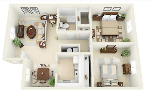 Free 3D Home Plans screenshot 3