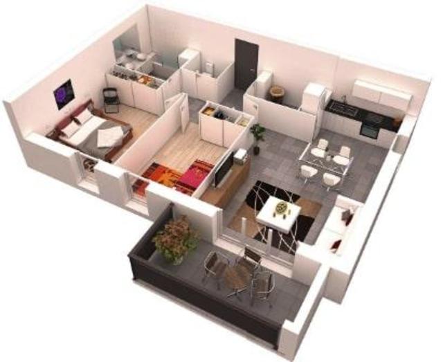 Free 3D Home Plans screenshot 5