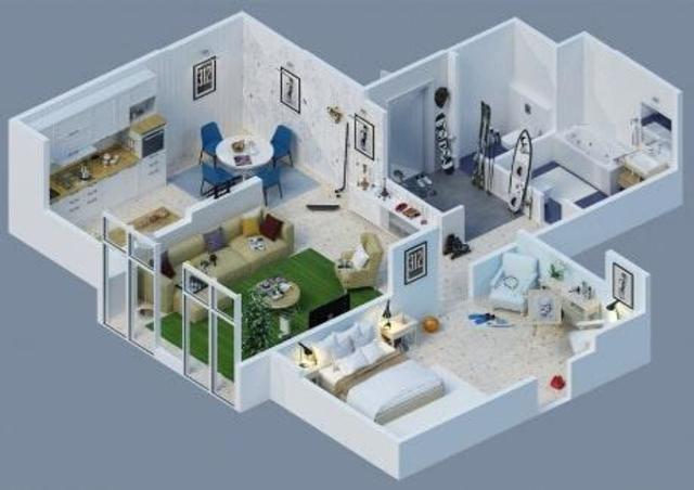 Free 3D Home Plans screenshot 6