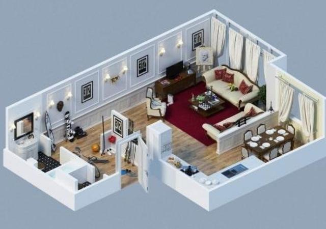 Free 3D Home Plans screenshot 7