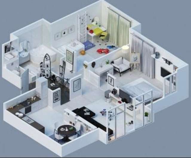 Free 3D Home Plans screenshot 9