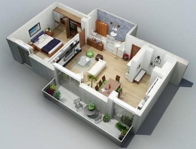 Free 3D Home Plans screenshot 10