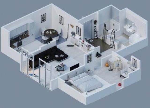 Free 3D Home Plans screenshot 12