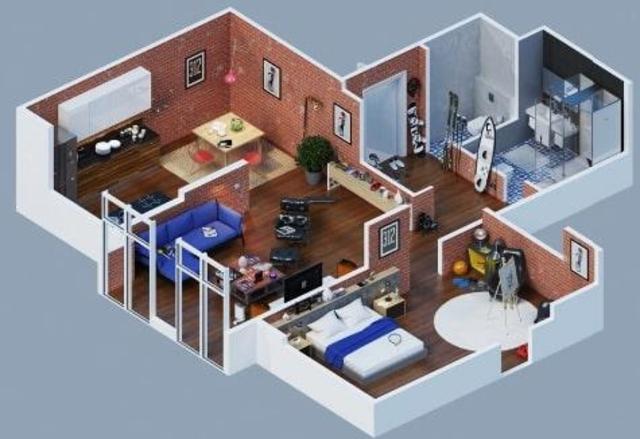 Free 3D Home Plans screenshot 13
