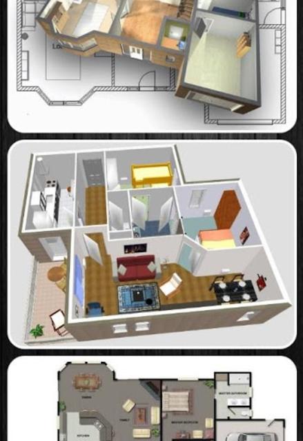 Free 3D Home Plans screenshot 14