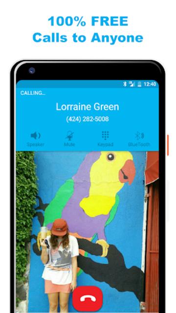 Text Free & Call Free screenshot 1