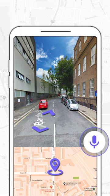 GPS Voice Navigation Live - Smart Maps with Voice screenshot 3