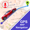Icon for GPS Voice Navigation Live - Smart Maps with Voice