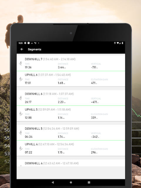 Altimeter - Mountain GPS Tracker screenshot 23