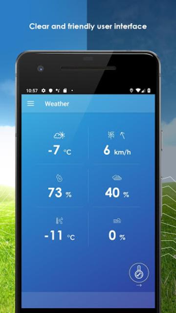 My Barometer and Altimeter - Accurate Pressure screenshot 4