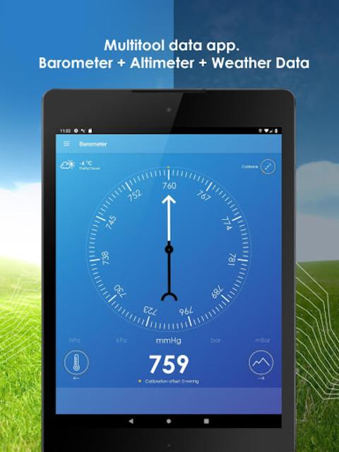 My Barometer and Altimeter - Accurate Pressure screenshot 6