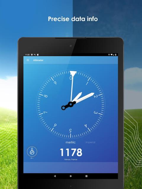 My Barometer and Altimeter - Accurate Pressure screenshot 7