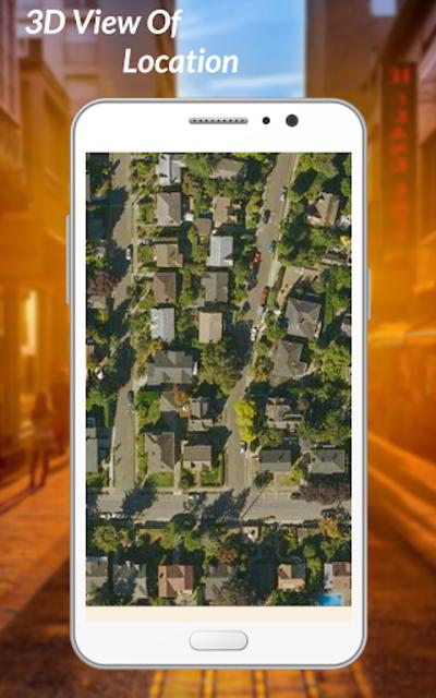 GPS Satellite & Live Navigation Route Map screenshot 1