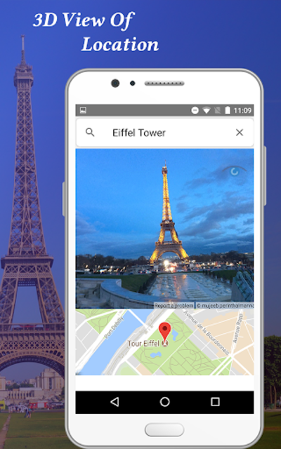 GPS Satellite & Live Navigation Route Map screenshot 5
