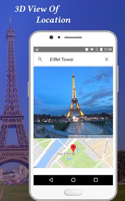 GPS Satellite & Live Navigation Route Map screenshot 11