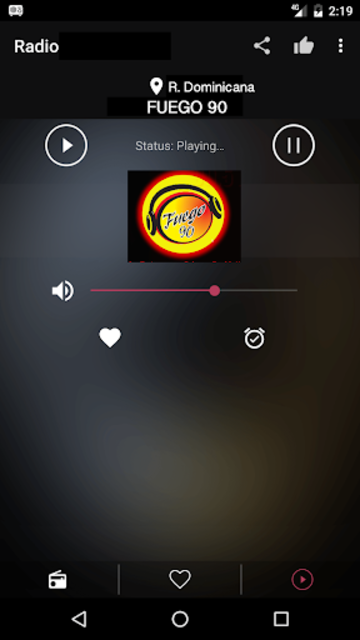 Dominican Republic Radio FM screenshot 1