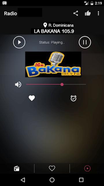 Dominican Republic Radio FM screenshot 3