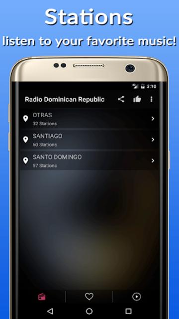 Dominican Republic Radio FM screenshot 6