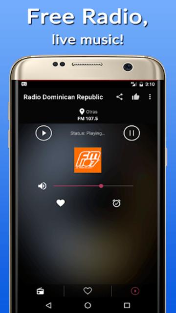 Dominican Republic Radio FM screenshot 10